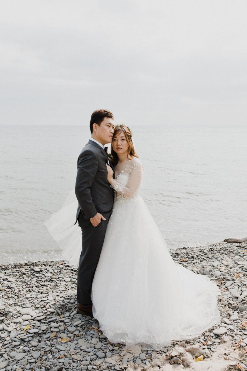 Harding Waterfront Estate Micro Wedding