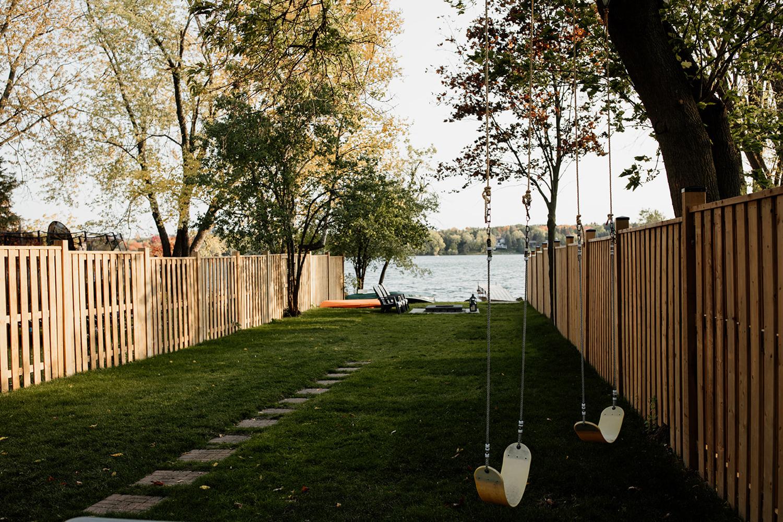 Lake Wilcox Cottage Engagement